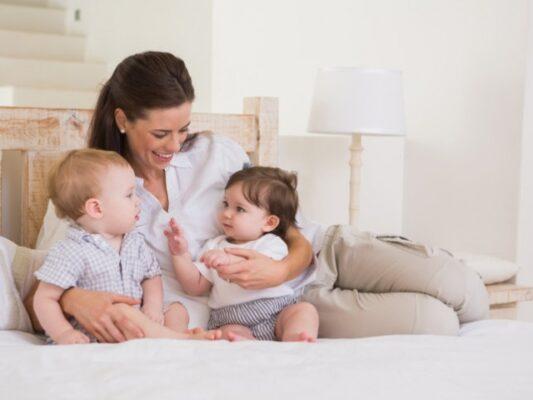 Böcker om familjeliv och relationer